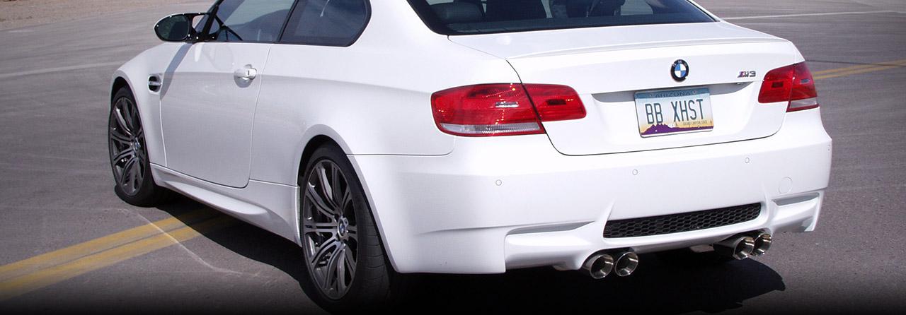 BMW E90 E92 E93 335i TT Sport Mufflers #FBMW-1026