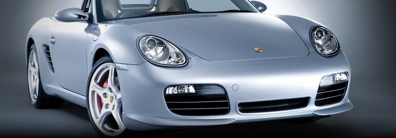 Porsche Boxster Muffler (Round Tips) #FPOR-0950