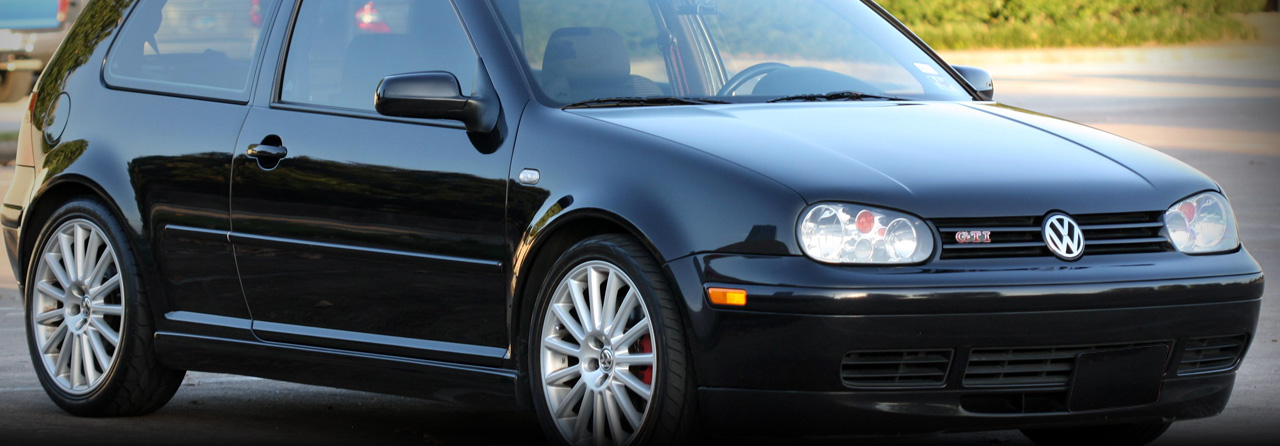 VW MK4 GLI Cat Back Exhaust System 2 1/2″ (Single Round Tip) #FPIM-0212