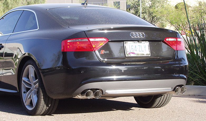 Audi S5 Drive Off – Billy Boat Exhaust