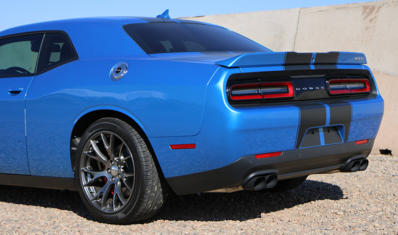 Dodge Challenger SRT8 Drive Off – Billy Boat Exhaust