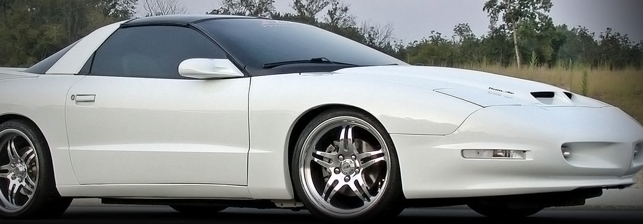 Pontiac Trans Am Cat Back Exhaust System 5.7L (Oval Tips) #FBOD-0130