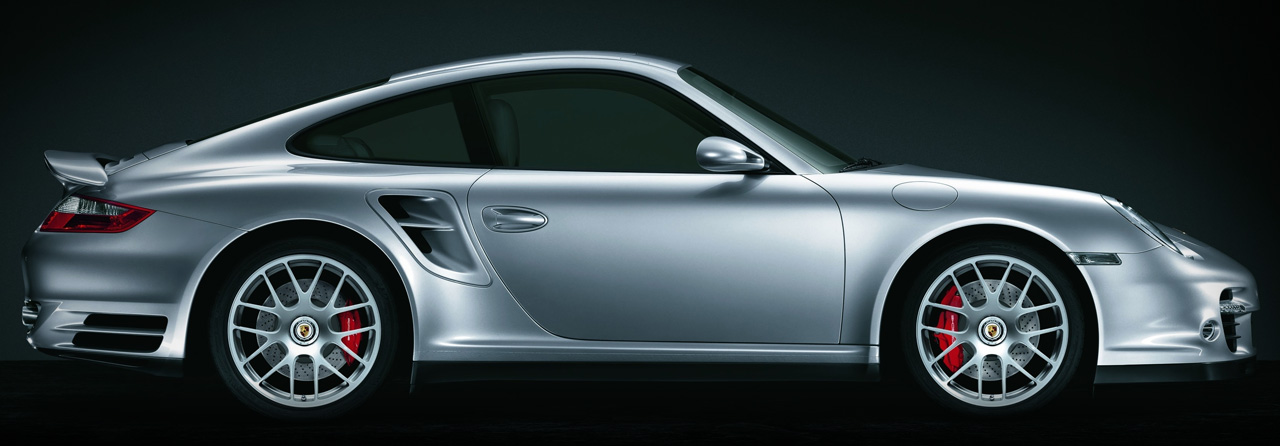 Porsche 997 Rear Exhaust System, Mufflers for OE Tips #FPOR-0875