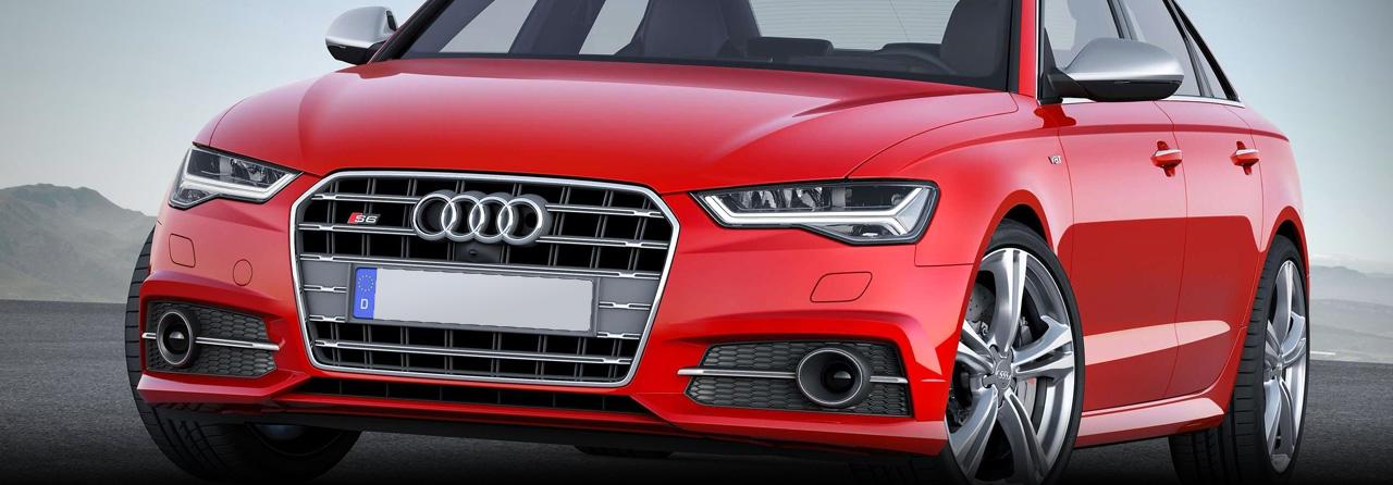 Audi S6 Cat Back Exhaust System (Round Tips) #FPIM-0605