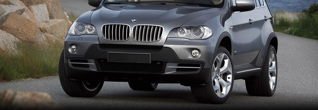 BMW X5 Cat Back Exhaust System (Round Tips) #FBMW-3010
