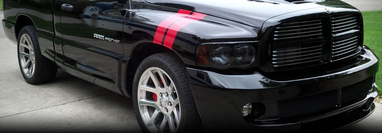 Dodge Ram Srt