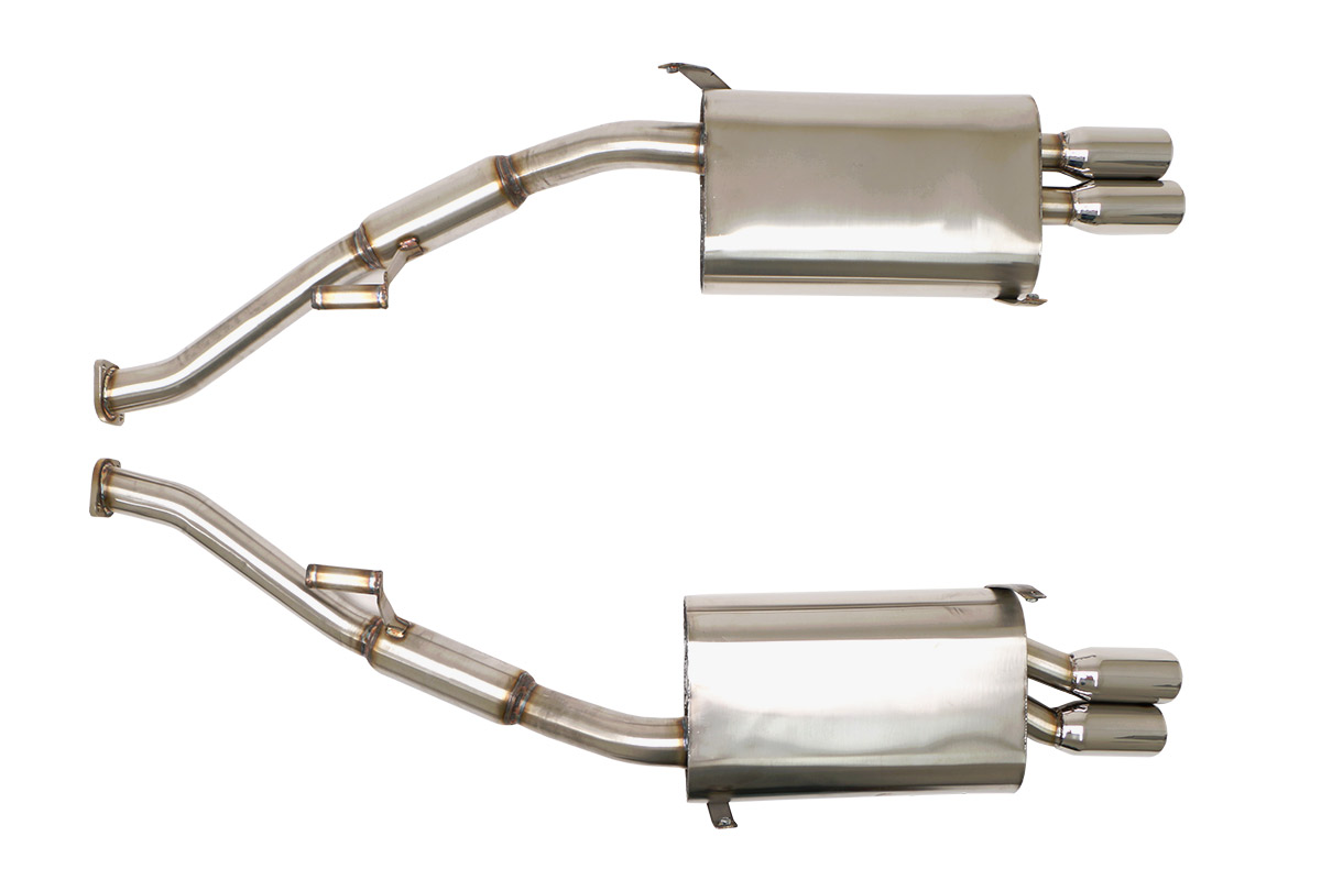 Z3 Exhaust Products Billy Boat Exhaust