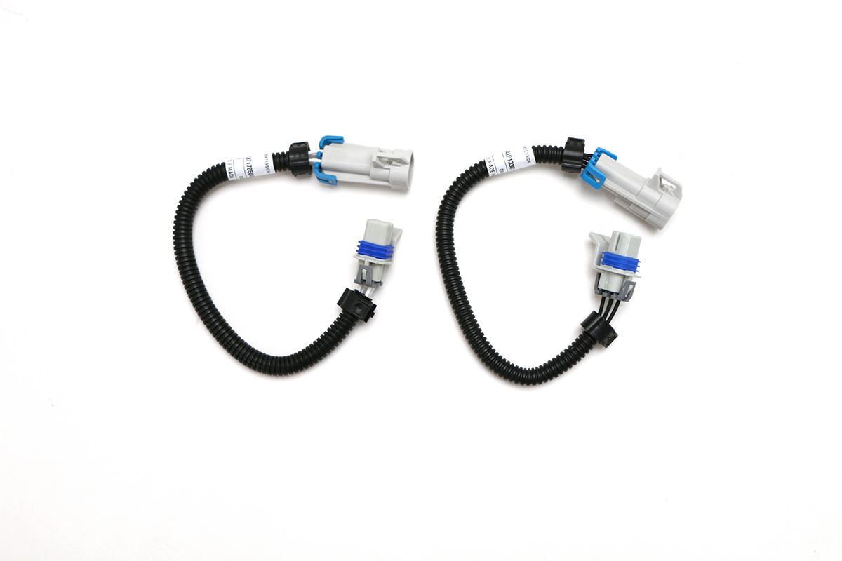 chevy c6 corvette oxygen sensor extensions lower  pair