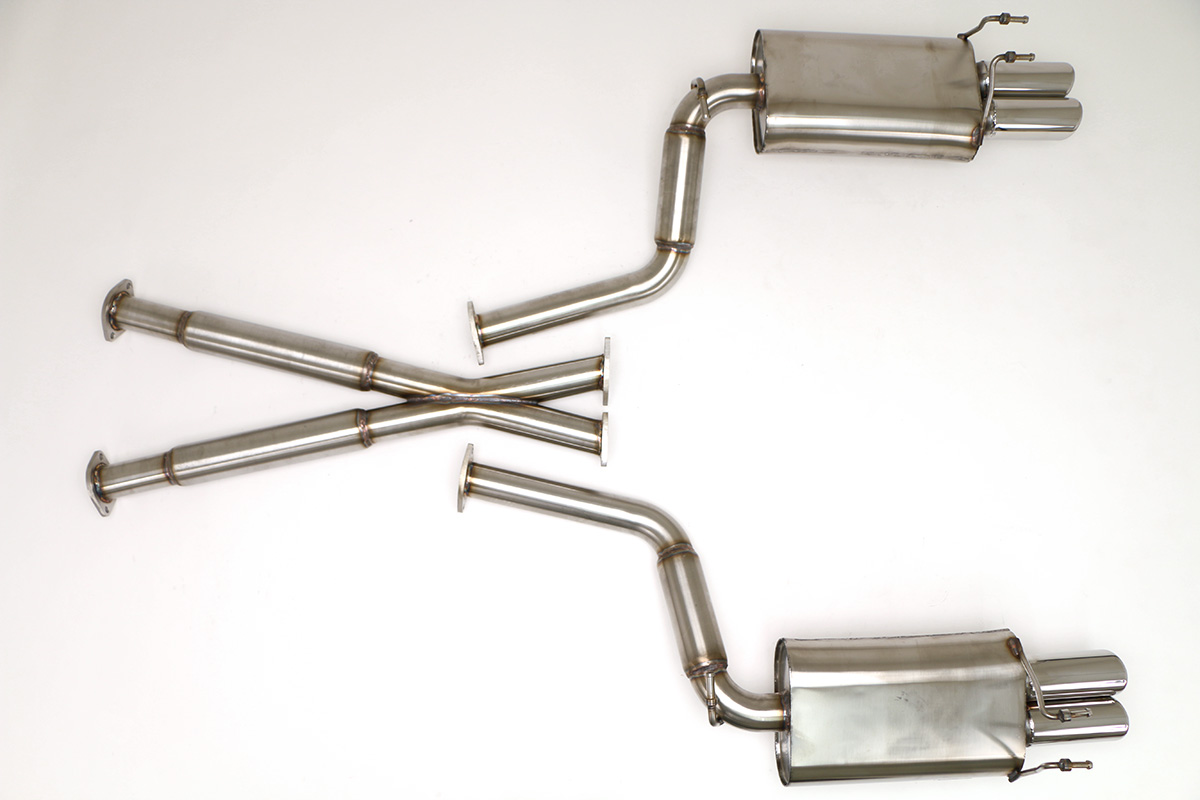 Nissan 300zx Non Turbo 2 Cat Back Exhaust System 1 Round Z31 Fuel Filter Location Tips Fpim 0070 Billy Boat