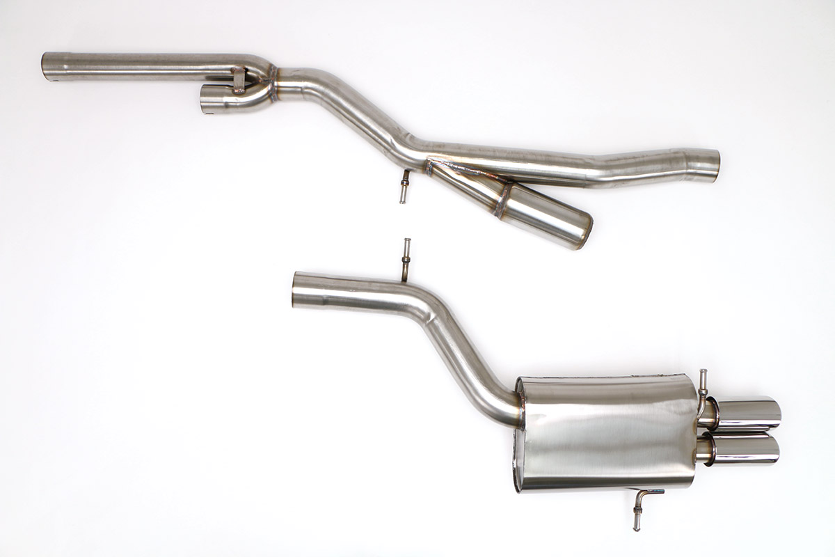 S4 Exhaust Products - Billy Boat Exhaust