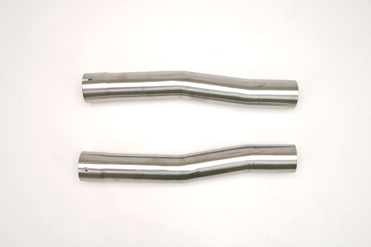 Dodge Ram SRT-10 Quad Cab Exhaust Pipe Extension #FTRU-0442