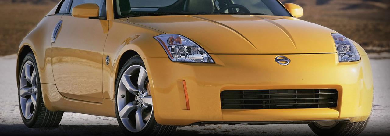 Nissan 350Z Cat Back Exhaust System (Round Tips) #FPIM-0075