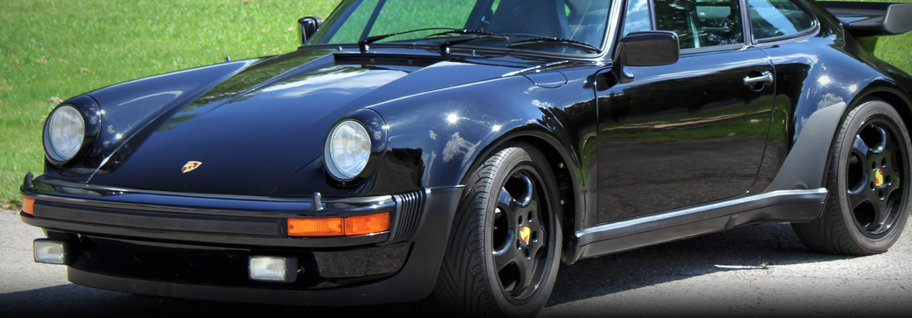 Porsche C2 Turbo Header with Heat Exchangers 1 5/8″ 3.6L (Inc install kit) #FPOR-0140