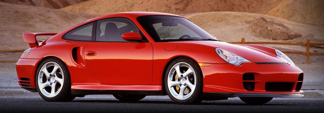 Porsche 996 TT Lemans Cat Back Exhaust System (Round Tips) #FPOR-0870