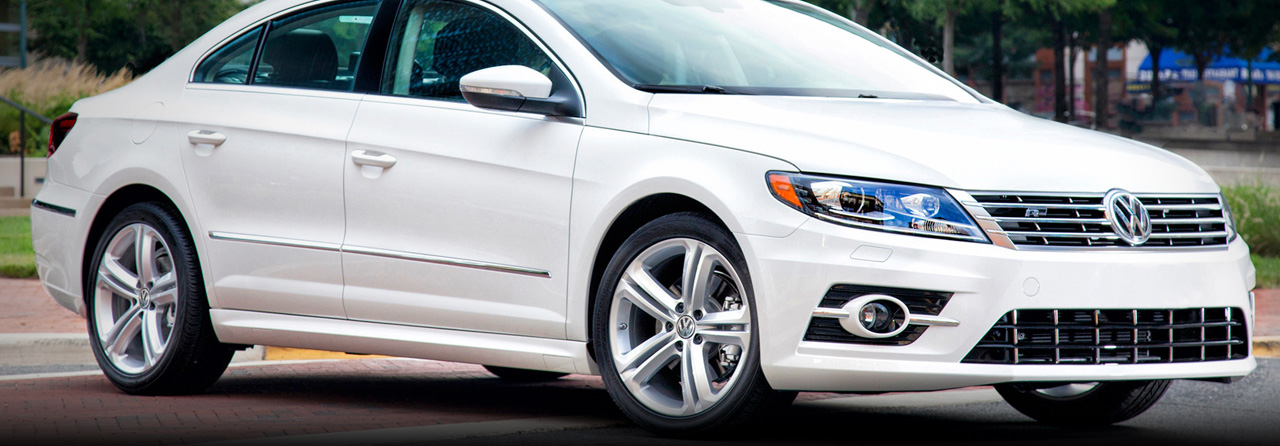 VW B6 Passat Cat Back Exhaust System 2.0T (Round Tips) #FPIM-0285
