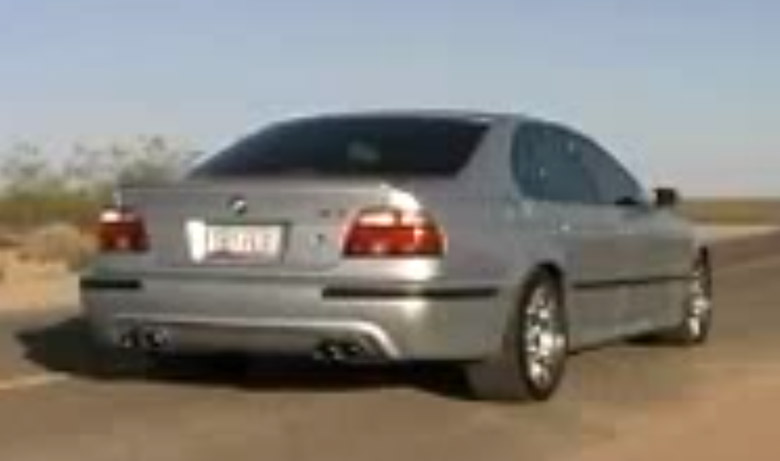 BMW M5 Drive Off – Billy Boat Exhaust