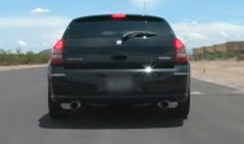 Dodge Magnum 05-10 Drive Off – Billy Boat Exhaust