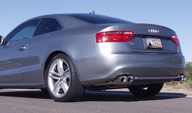 Audi S5 09-16 w/Sport Exhaust Drive Off – Billy Boat Exhaust