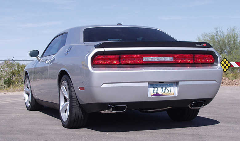 Dodge Challenger (3rd Gen) SRT8 Drive Off – Billy Boat Exhaust