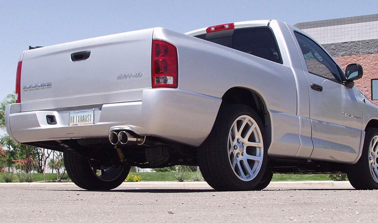Dodge Ram SRT-10 04-07 Drive Off – Billy Boat Exhaust