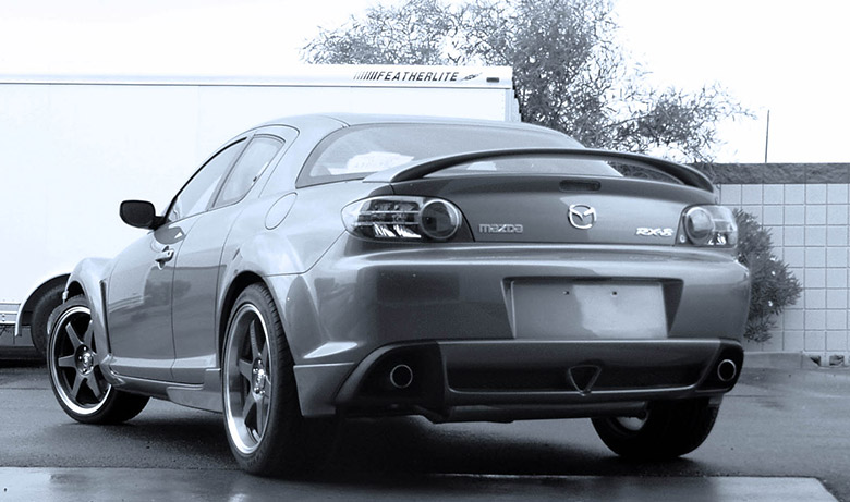 Mazda RX8 03-09 Drive Off – Billy Boat Exhaust