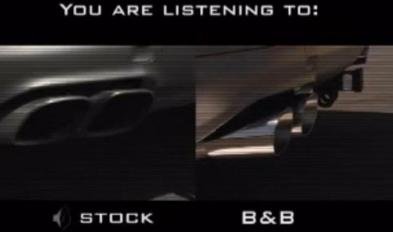 Porsche Cayenne Exhaust Sound – Billy Boat Exhaust