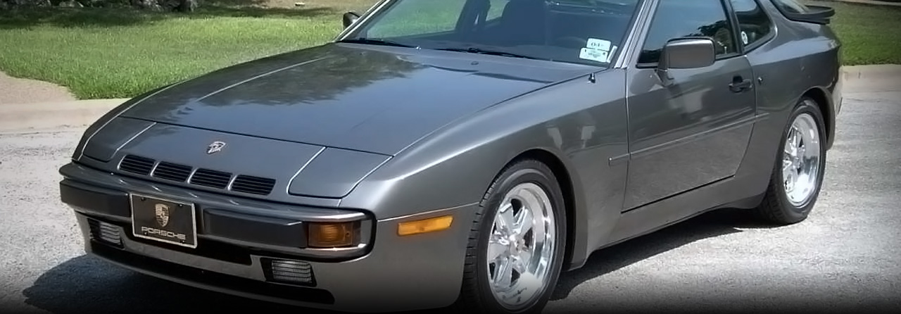 Porsche 944 Cat Back Exhaust System (Oval Tips) #FPOR-0550
