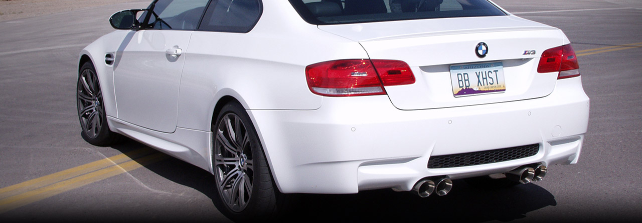 M3 Exhaust Products - Billy Boat Exhaust