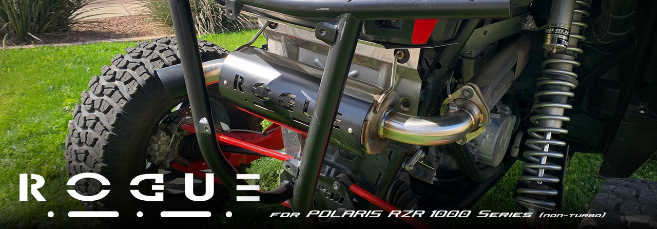 RZR Exhaust Products - Billy Boat Exhaust